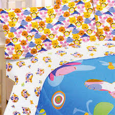 disney 4pc winnie pooh heffalump double bedding sheets