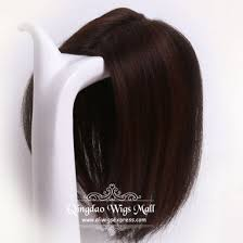 hair pieces for crown area 8 best women s human hair wiglets and hairpieces for thinning hair