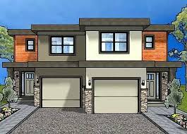 Narrow Lot Duplex Floor Plans by Best 25 Duplex Plans Ideas On Pinterest Duplex House Plans