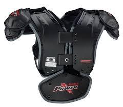 riddell power jpk ap shoulder pad