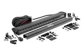 20 inch black series single row cree led light bar 70720bl