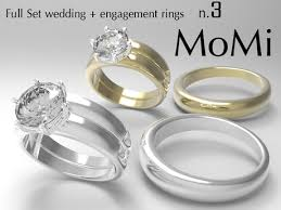 engagement rings 100 second marketplace momi wedding