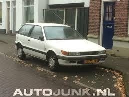 mitsubishi colt 1990 1990 mitsubishi colt foto u0027s autojunk nl 184441