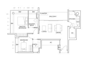 Balmoral Floor Plan One Balmoral Balmoral New Home Singapore