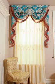 Curtains Valances And Swags Valance Swag Curtains Home Design And Decorating Ideas