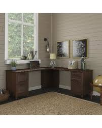 Kathy Ireland L Shaped Desk Find The Best Savings On Kathy Ireland Office Volcano Dusk L