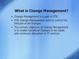 what is chagne made of change management real world exles ppt download