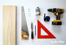 Make All From Wood Diy Coat Rack Diy Lite Bob Vila