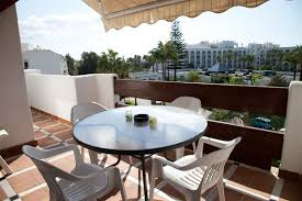 holiday rental large apartment with private roof terrace and pool