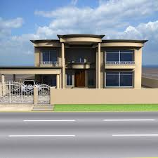 3d front elevation com house plans with front porches