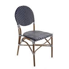 European Bistro Chair Blue Bistro Chairs Wayfair