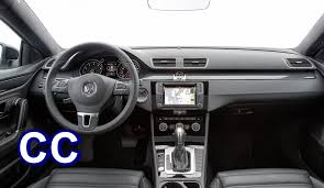 2017 volkswagen cc interior youtube