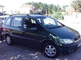 used opel zafira of 2001 200 000 km at 3 500 u20ac
