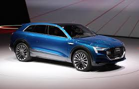 audi e tron quattro concept 2018 electric car previewed at
