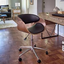 Office Chair On Laminate Floor Antique Revival Monroe Adjustable Office Chair Walmart Com