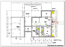 floor plan electrical planhome plans ideas picture basement home