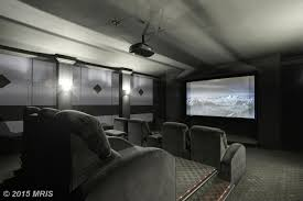 cozy home theater how to beat the cold try one of these home theaters bethesda