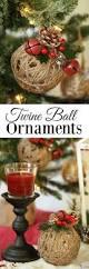 twine ball christmas ornament tutorial ornament tutorial twine