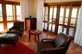 chambre style africain kapama river lodge