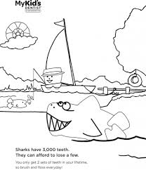 coloring download dental health month coloring pages dental
