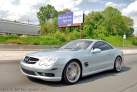 fs mercedes benz sl55 amg full floored fab one off build