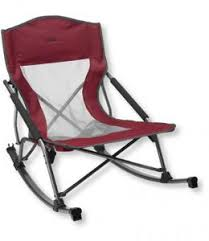 Fold Up Rocking Lawn Chair Rocking Camp Chairs Lovetoknow