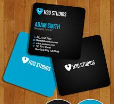 Studio Visiting Card Design Psd 45 Free Psd Business Card Templates Smashingapps Com