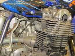 tt500 motor in a yz400f frame yamaha xt500 tt500 forum
