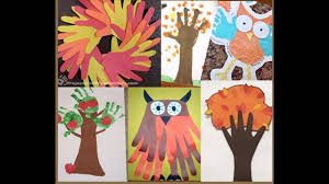 easy diy fall craft ideas for toddlers youtube