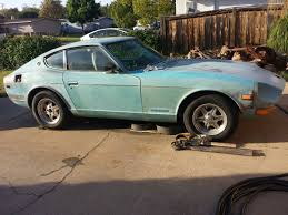 1974 nissan 260z 1974 datsun 260z 2dr coupe 2 8l v6 manual for sale in poway ca