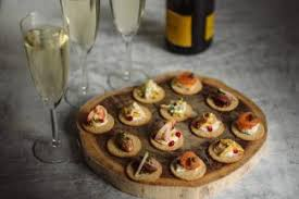 and easy canapes canapé ideas with oats nairns oatcakes