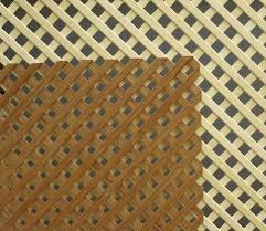 Diamond Trellis Panels Wooden Lattice Grille Panel Or Radiator Trellis In Ireland