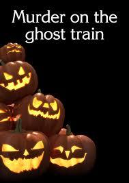 Halloween Ghost Train by Murder On The Ghost Train U2013 Red Herring Games