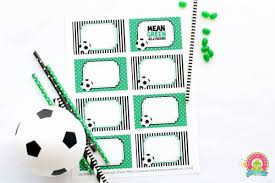 free soccer theme printables special offer