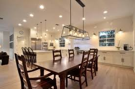 Light Fixture Dining Room Best Light Fixtures For Kitchen And Dining Room Lighting Above