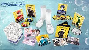 Haven T Haven U0027t You Heard I U0027m Sakamoto Premium Box Set Sentai Filmworks