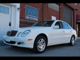 2004 mercedes e320 review 2004 mercedes e320 4matic walk around presentation at louis