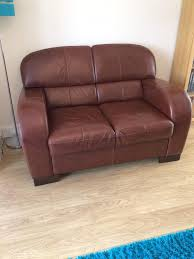 Leather Sofas Cannock Two 2 Seater Leather Sofas In Cannock Staffordshire Gumtree