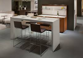 Bar Height Meeting Table Nucraft Products Conference Tavola