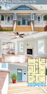 Architectural Designs House Plans by Best 25 Cottage House Plans Ideas On Pinterest Small Cottage