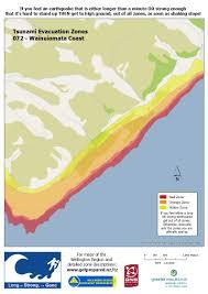 Fire Evacuations Nz by Wremo U2014 Tsunami Evacuation Zones Lower Hutt