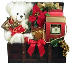 christmas gift baskets family christmas gift basket for family teddy gourmet food