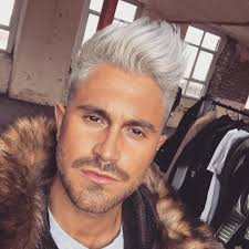 nice 55 examples of stunning bleached hair for men how to care