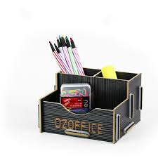 compare prices on desk pencil holder wood online shopping buy low