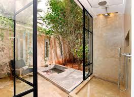 moroccan bathroom ideas open air moroccan bathroom bathroom ideas pinterest