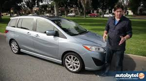 mazda5 2012 mazda5 test drive u0026 car review youtube