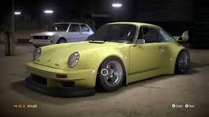 rwb porsche logo need for speed 2015 rwb porsche 911 drift build youtube