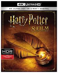 amazon black friday sales on box dvd series collections amazon com harry potter collection 8pk 4k ultra hd blu ray