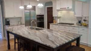 White Cabinets Brown Granite by Kitchen Galleries And Countertop Design Ideas