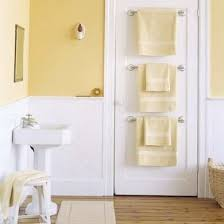 Make The Most Of A Small Bathroom Yellow Bathroom Small Bathroom Ideas 20 Ways To Make The Most